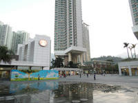 Citygateに姿を現す 子ども達の一画  ~ GIFT ~ - ほんこん どんなん  ~  Our hometown is HK  ~