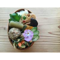 野菜オイスターソース炒めBENTO - Feeling Cuisine.com