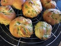 抹茶マーブルパン - 飲食日和 memo