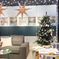 IKEAでクリスマスツリー&新商品チェックをしてきました〜。 - Stella