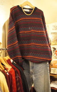Men's knit sweater - carboots