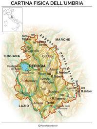 霧深きテベレ川渓谷1、ペルージャから北へ - ペルージャ イタリア語・日本語教師 なおこのブログ - Fotoblog da Perugia