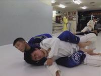 柔術練習中 - 六三四の柔術日記