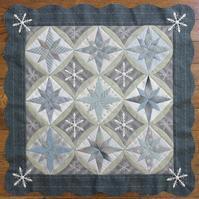 新作キット「Winter season」♪ - Quilt Letter