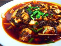 油で食わす四川麻婆豆腐〔ちょもらんま/中国料理/福島〕 - 食マニア Yの書斎