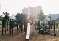 朝の公園 - minamiazabu de 散歩 with FUJIFILM
