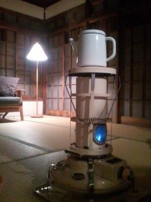 アラジンストーブの癒し - 早田建築設計事務所Blog