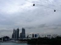 南半球一周の船旅 ペア・タイプ  (4) シンガポール 脅える喫煙族 - 隠居の話