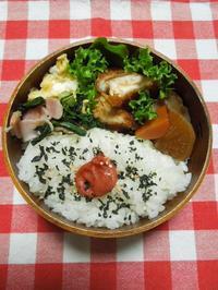 チキンカツ★(^^♪・・・・・さやちゃん弁当 - 日だまりカフェ