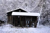 雪の足尾 - 萩原義弘のすかぶら写真日記