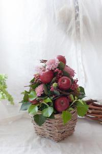 お誕生祝いのアレンジメント - le jardinet
