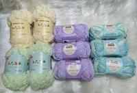 ダイソーで毛糸を購入☆ - ほんわかまいぺーす♪