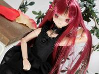 ドールヘッド販売のお知らせ 薔薇姫ロゼリア - 星の鱗Factory ~1/6カスタムドールのblog~