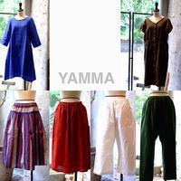 ヤンマ産業さんのお洋服が入荷いたしました - nara