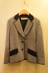 Check jacket - carboots