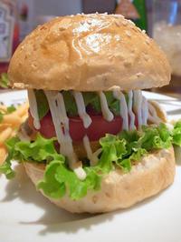 Hamburger&Cafe Louis(名古屋駅) #4 - avo-burgers ー アボバーガーズ ー