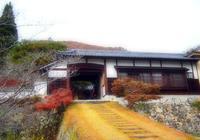 そば 河原邸とメタセコイアの紅葉 - つれづれ日記