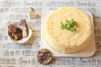 Wチーズケーキ - Bon appetit!