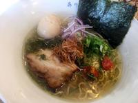 石川(野々市):金澤流麺 らーめん南 「海の向こうの彼女はジャポネーゼ麺」 - ふりむけばスカタン