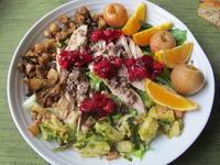 感謝祭のディナーの残り物の活用 - やせっぽちソプラノのキッチン2