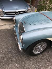 Vintage cars  / 旧き良き時代のクルマたち - toy's
