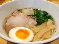 麺屋 だご@岡山 ★ (塩ラーメン) - 麺ある記 山陰 ~ラーメンの旅~