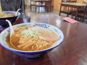 自家製麺ラーメン:うの食堂(青森市) - 津軽ジェンヌのcafe日記