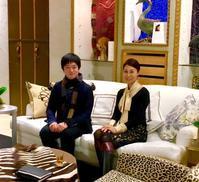 チェンバロ奏者の佐藤理州さんとバッハ談義 - 八巻多鶴子が贈る 華麗なるジュエリー・デイズ