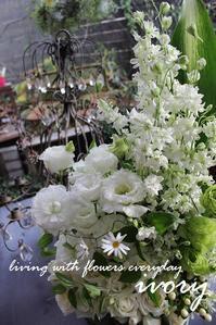 ~IVORY 花教室  次回12月18日(日)&25日(日)に開催です~♬ -  Flower and cafe 花空間 ivory (アイボリー)
