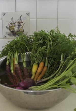 お野菜たっぷり    - 食卓の風・・・