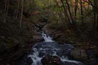 矢祭町 滝川渓谷の紅葉 その1 - 日本あちこち撮り歩記