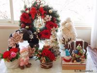 クリスマス&お正月アレンジ☆ - お花とマインドフルネスな時間 ~花工房GreenBell~
