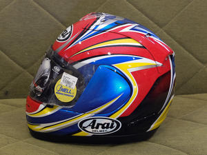 Arai HelmetRapide Super R - YUHIRO&M DESIGNS2