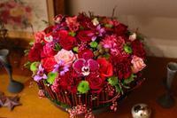 展覧会の絵〜深紅の薔薇を - LaPetiteCloche プチクローシュ