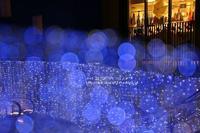 スカイツリ-広場のイルミを多重露光で表現(^^♪ - 自然のキャンバス