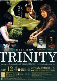 TRINITY 八代公演 12月4日 - 藤川いずみのKOTOトコトコ演奏旅行記