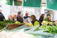冬野菜がいっぱい。週末のマルシェさんぽ - パリときどきバブー  from Paris France