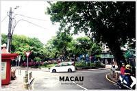 マカオ旅#15 朝のコロアンヴィレッジ - ::驟雨Ⅱ::