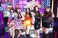 """GFRIEND&OH MY GIRLら5人ユニット""""サニーガールズ""""明日(4日)放送の「人気歌謡」で再びステージに! - Niconico Paradise!"""