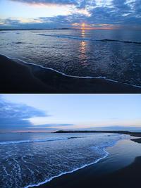 2016/12/03(SAT) 穏やかな海辺です。 - SURF RESEARCH