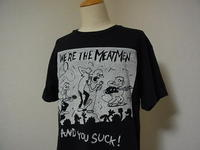 90s Vintage The MEATMEN ヴィンテージ バンド Tシャツ 古着 - Used&Select 古着屋 コーナーストーン CORNERSTONE
