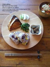 イエシゴトVol. 177 ゆっくり朝ごはんと久々の作りおき - YUKA'sレシピ♪