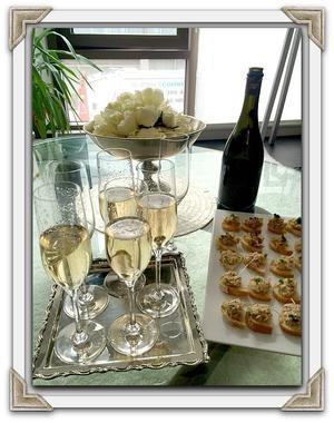 シャンパンランチ@Mimi邸 - ◆Cinq*Etoiles◆
