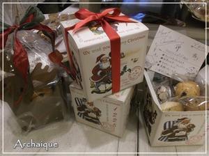 クリスマス☆ - 奈良の焼き菓子専門店 幸福スイーツ アルカイック