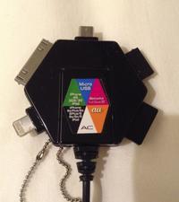汎用充電ケーブル - ワイドスクリーン・マセマティカ