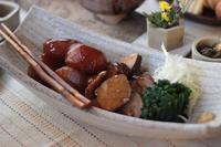 家飲みレシピ 豚肉と大根の煮物 - Happy Days