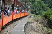 黒部峡谷トロッコ電車&立山黒部アルペンルート - にちにちイロイロ