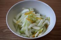 白菜とゆずのマリネ - polepoleな日々