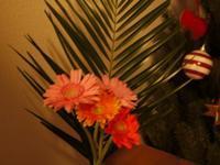 花と模様替え* - ほっこり*