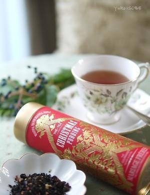 クリスマスプディングの香りの紅茶@mariage freres - お茶をどうぞ♪